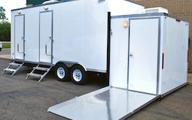 Restroom Trailers - Comforts of Home Services ADA line