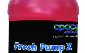 Odor Control - CPACEX Fresh Pump X