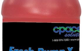 Odor Control - CPACEX Fresh Pump X