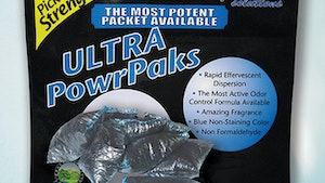 Odor Control - CPACEX Ultra Packets