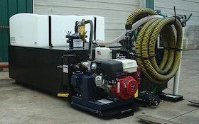 Slide-In Service Units - Crescent Tank vacuum tank