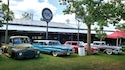 These PROs Get a Kick out of Rumbling Vintage Cars and Rockabilly Music