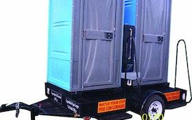 Restroom Transport - CUSITEC Custom Tanks and Trailers 3000 S