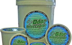 Odor Control/Restroom Accessories - Del Vel Chem Co. Odor Interceptor