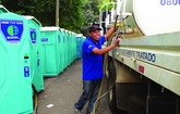 Constant Large-Scale Events Keep Brazilian Portable Restroom Operators Busy