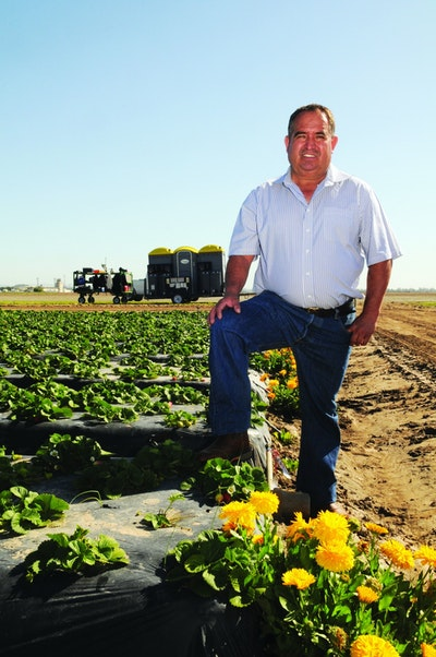 Family Owned Business Hits Stride With California's Agricultural Clients