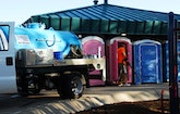 Small Portable Sanitation Outfit Provides One-Stop Shop at Irish Fest