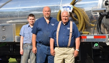 78-Year-Old Portable Restroom Operator Welcomes Retirement