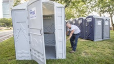 PROs Mix Portable Sanitation With Patriotism for Independence Day Events
