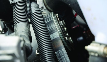 Follow These Tips For Tracking Belt Wear On Your Service Vehicles