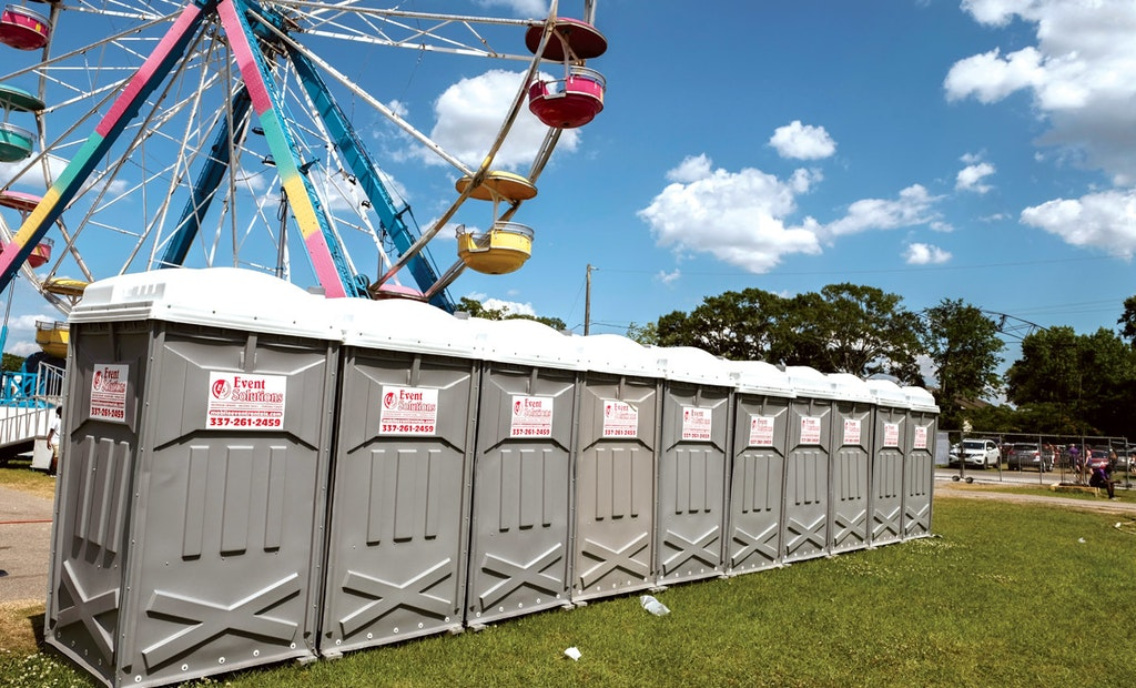 There's Potential Work at Campgrounds or With Other Customers Who Don't Need Restrooms