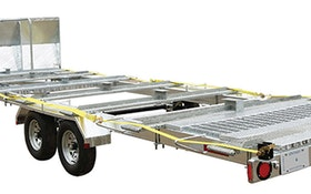 Holding Tanks - McKee Technologies - Explorer Trailers Transporter