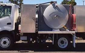 Vacuum Trucks - FMI Truck Sales & Service WorkMate