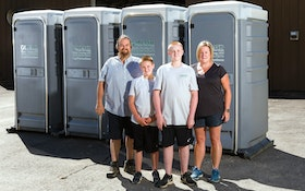 Robert and Wendy Garland Truly Are the Mom and Pop of Portable Sanitation