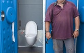 Sophisticated Sanitation Provided At TomorrowWorld