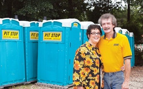 Savvy Software: Opportunity, Technology, and Pricing Sustain Pit Stop Sanitation Services' Success