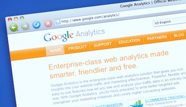 Google Analytics: Internet Traffic Matters