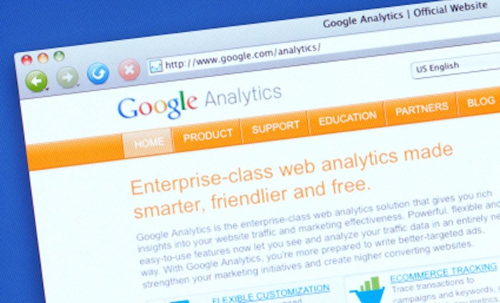 Google Analytics: Internet Traffic Matters