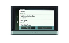 GPS Insight Garmin custom forms