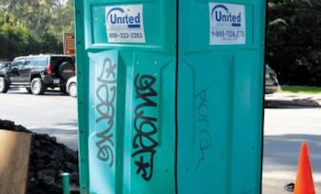 Best Tips for Getting Rid of Pesky Restroom Graffiti