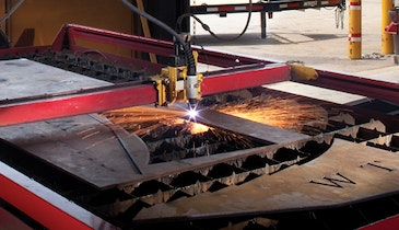 New Air Plasma System Offers Advanced Cutting Options