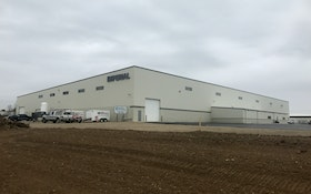 Imperial Industries' new manufacturing facility
