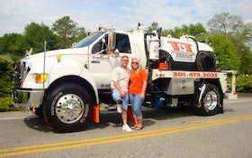 Custom Portable Sanitation Rig Out-Shines Competition