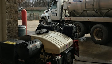 Add a Trailer Jetter to Grow Your Client List