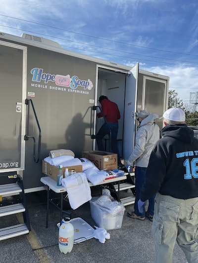 Hope Thru Soap Offers Hygiene and More to Atlanta's Less Fortunate