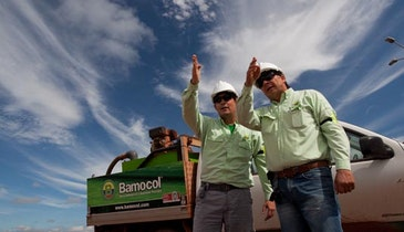 Bamocol Is On The Forefront Of Portable Sanitation Service For The Oil Industry In Colombia