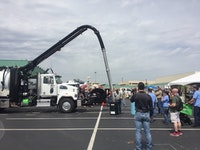 Dallas Equipment Demos Draw Attention