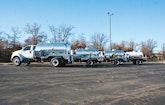 Trucks and Tanks