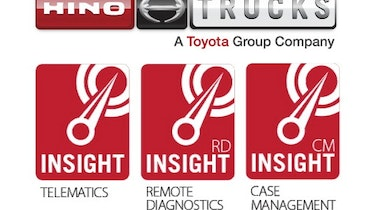 Hino Trucks Expands INSIGHT Platform