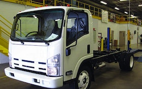 Isuzu achieves production milestone