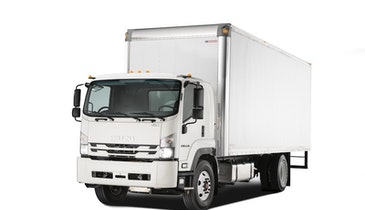 Isuzu Unveils All-New Class 6 F-Series Truck