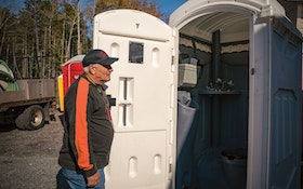 Nova Scotia's Jack Werry Keeps Improving His Restroom Business as He Contemplates Retirement