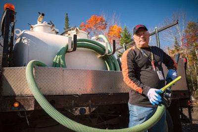 Nova Scotia's Jack Werry Keeps Improving His Restroom Business as He Contemplates Retirement