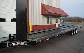 Transport Trucks/Trailers - Johnny Mover Trailer Sales trailer