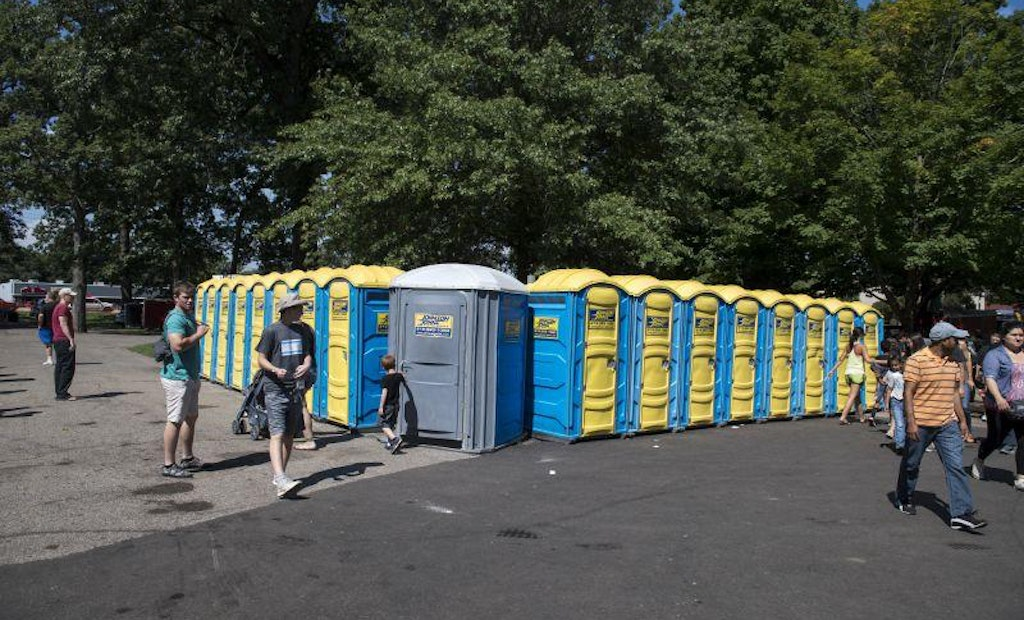 5 Tips for Placing Restrooms at an Event