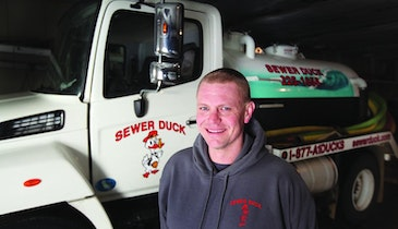 Sewer Duck Enjoys Success In South Dakota