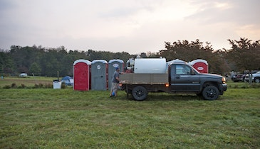 5 Reasons Portable Restroom Operators Have the Best Job