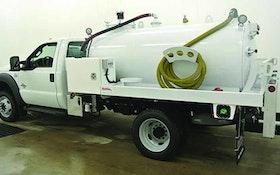 Vacuum Trucks - KeeVac CW950