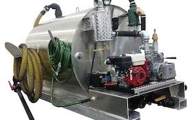 Slide-In Service Units - KeeVac Industries aluminum slide-in