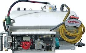 Slide-In Service Units - KeeVac Industries FD-950