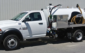 Vacuum Trucks - KeeVac Industries KV950