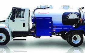 Vacuum Trucks - Keith Huber Corporation Princess II