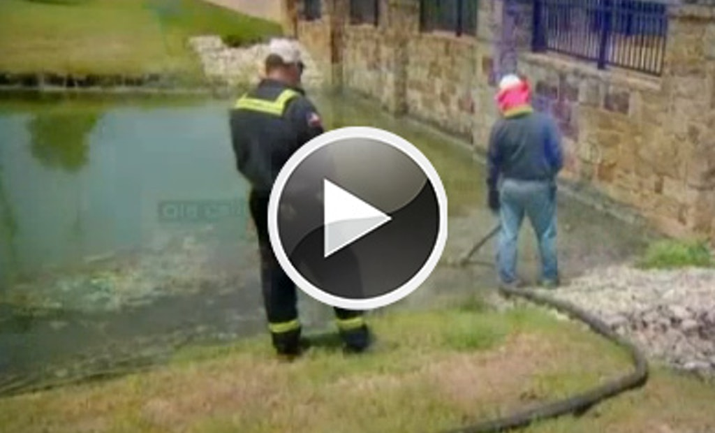 Illegal Sewage Dumping Closes Texas Park