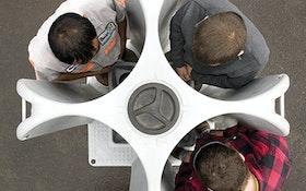 Standard Restrooms - Kros International USA Kros Urinal