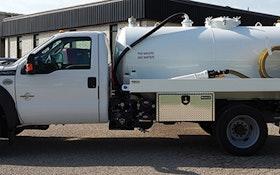 Vacuum Trucks - Lely Tank & Waste Solutions Portable Restroom Truck