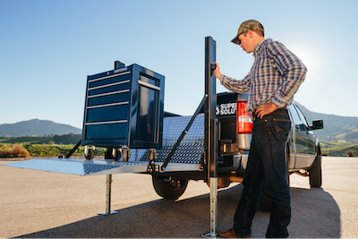 LiftGator Removable Liftgate Now Available